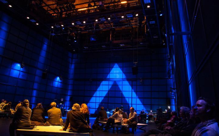 Veranstaltung im ZKM_Medientheater