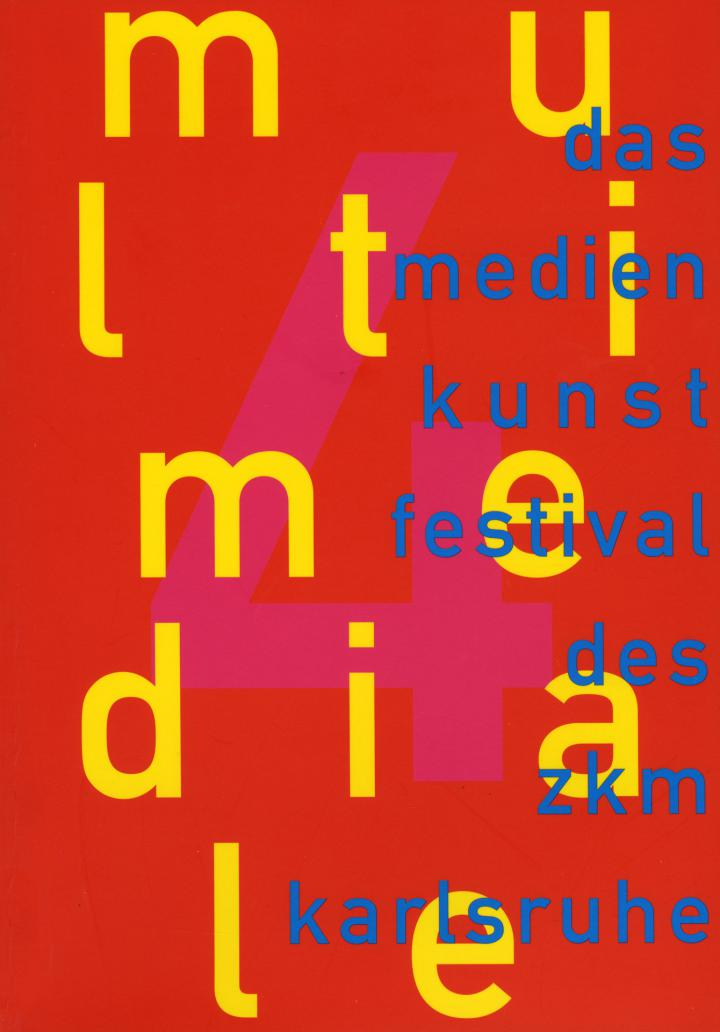 Cover of the publication »Multimediale 4«