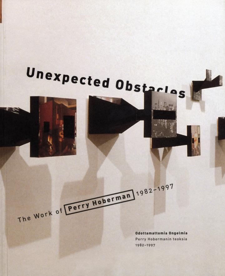 Cover of the publication »Unexpected Obstacles. Odottamattomia Ongelmia«