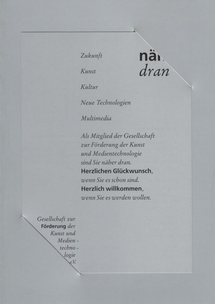 Cover der Publikation »Die ersten 10 Jahre«
