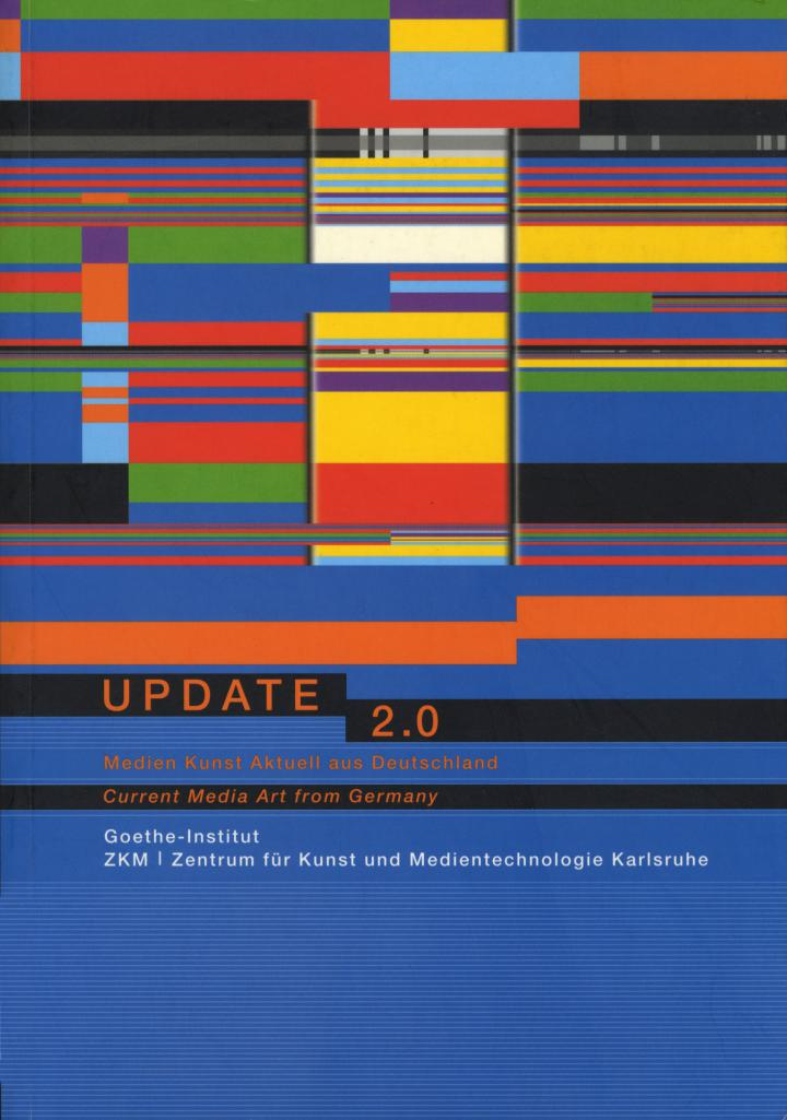 Cover of the publication »Update 2.0«