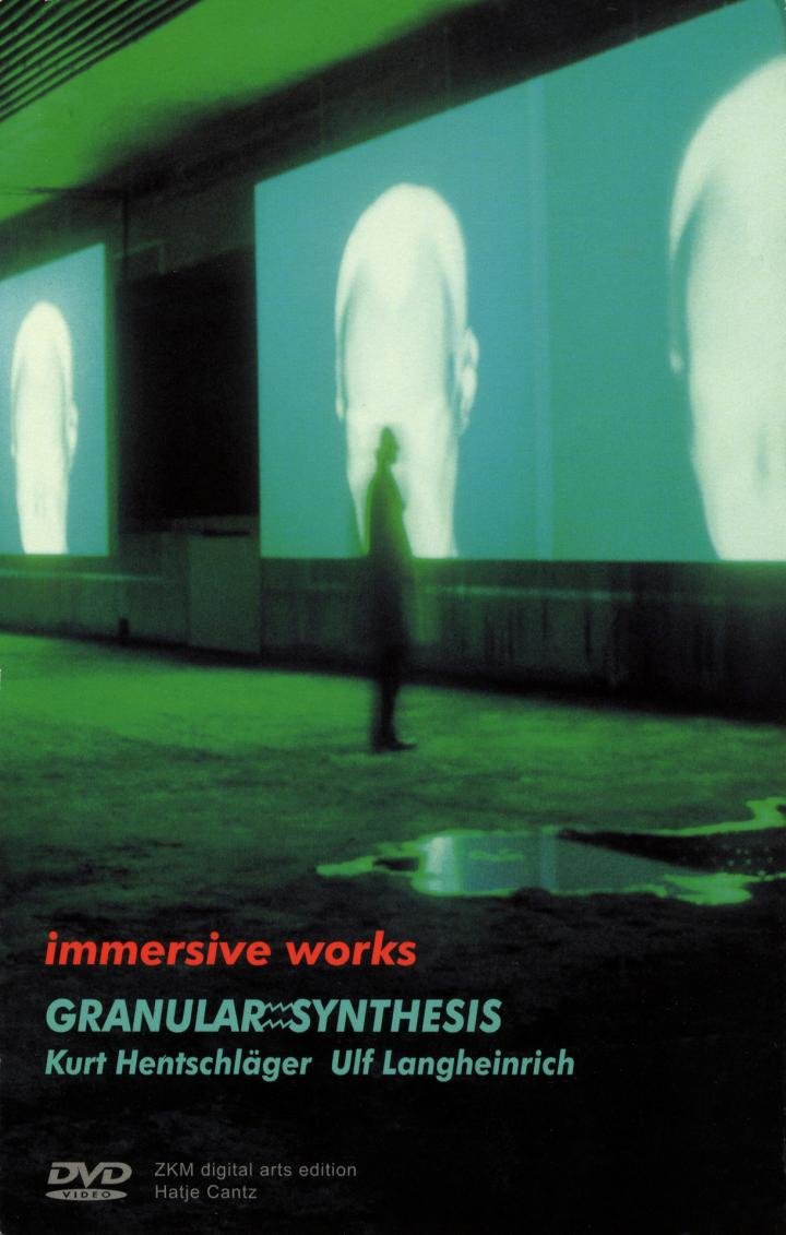 Cover of the publication »Immersive Works«