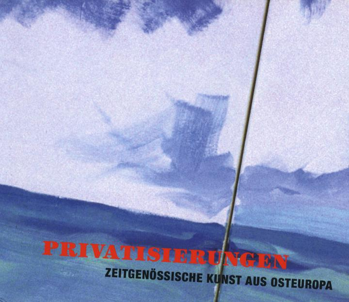 Cover of the publication » Privatisierungen«