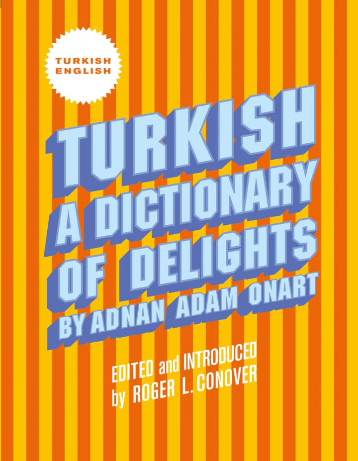 Cover der Publikation »Turkish. A Dictionary of Delights«