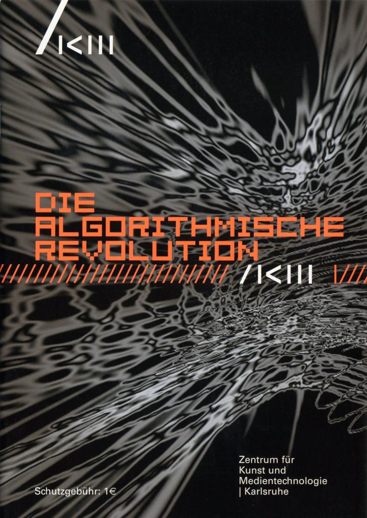 Cover of the publication »Die algorithmische Revolution«