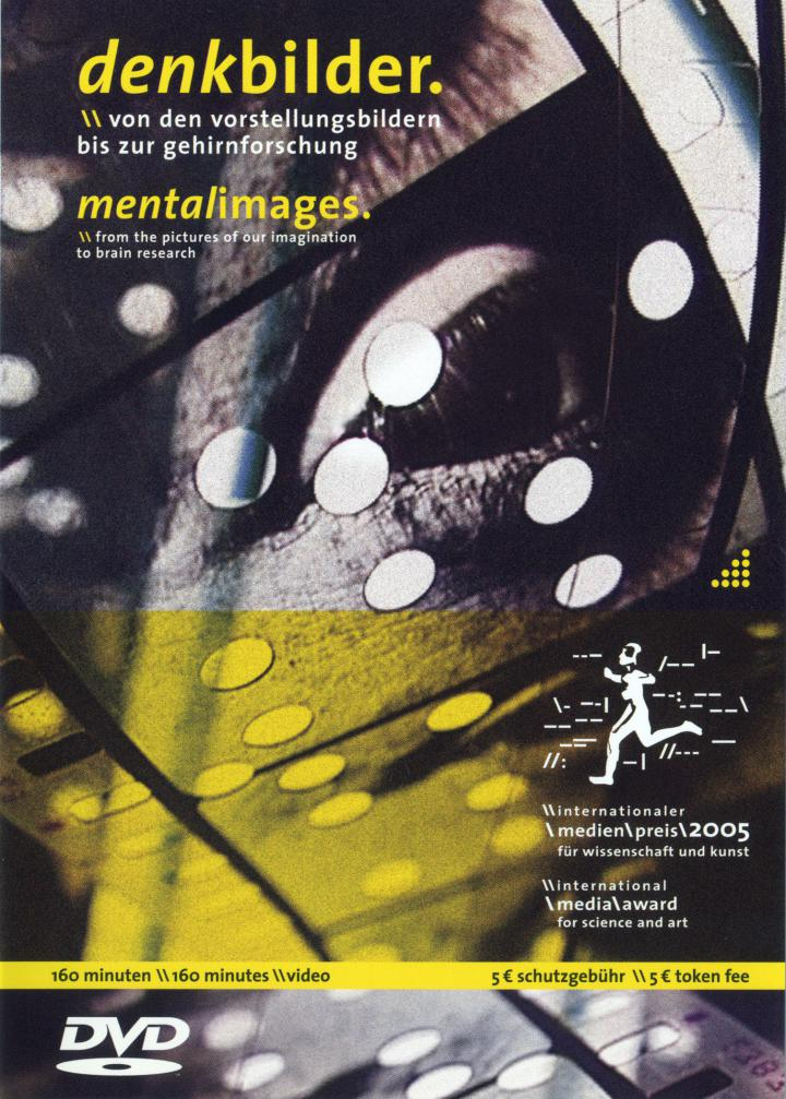 Cover of the publication »Denkbilder / Mentalimages«