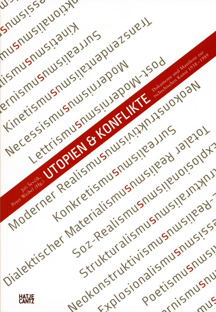 Cover der Publikation »Utopien & Konflikte«
