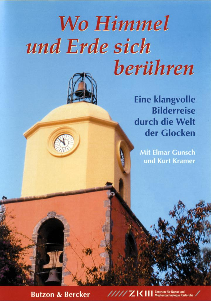 Cover of the publication »Wo Himmel und Erde sich berühren«