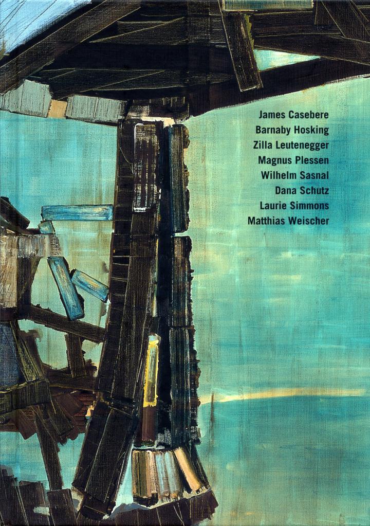 Cover der Publikation »Imagination Becomes Reality. Ein Ausstellungszyklus zum Bildverständnis aktueller Kunst / An Exhibition Cycle Focusing on the Pictorial Understanding of Current Art«