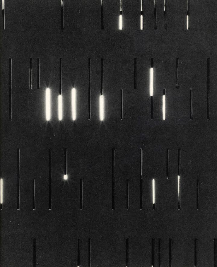 Cover of the publication »Rauminstallation Multimediale 2. Karlheinz Bux, Michaela Kölmel«