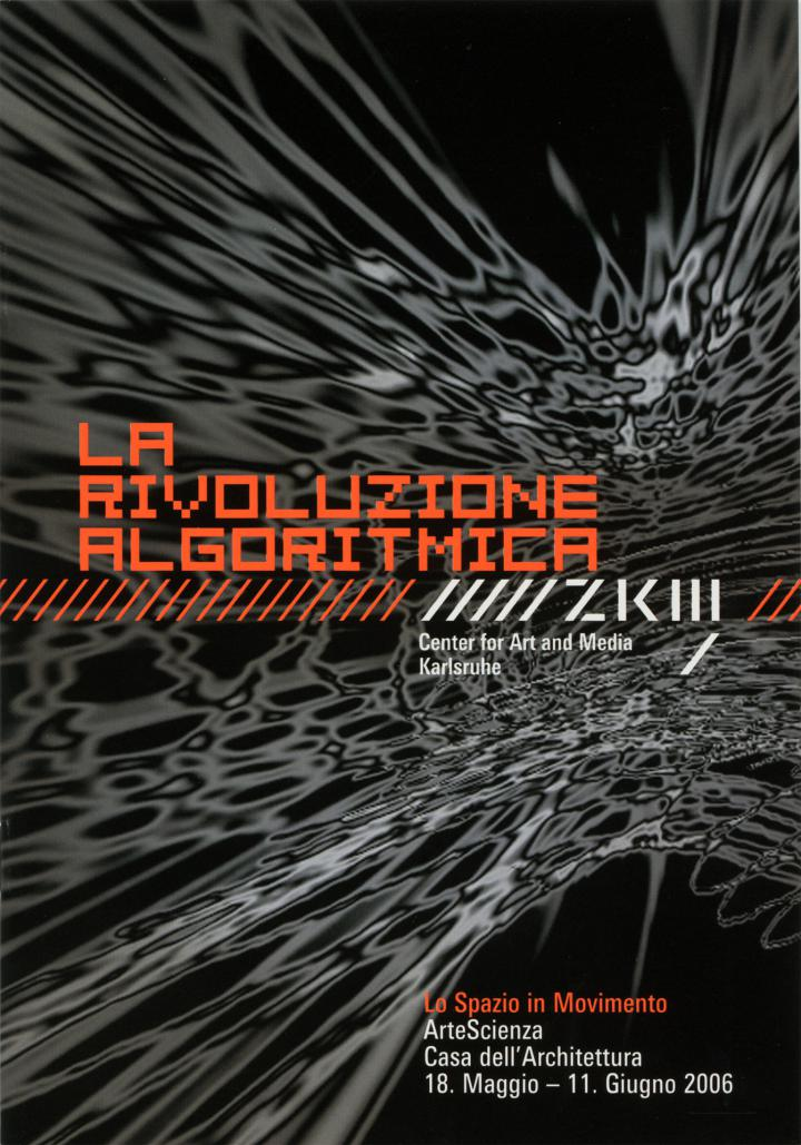 Cover of the publication »La rivoluzione algoritmica«