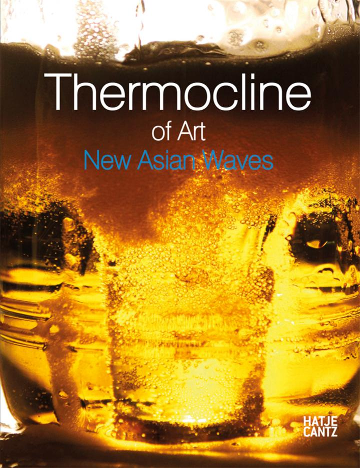 Cover of the publication »Thermocline of Art«