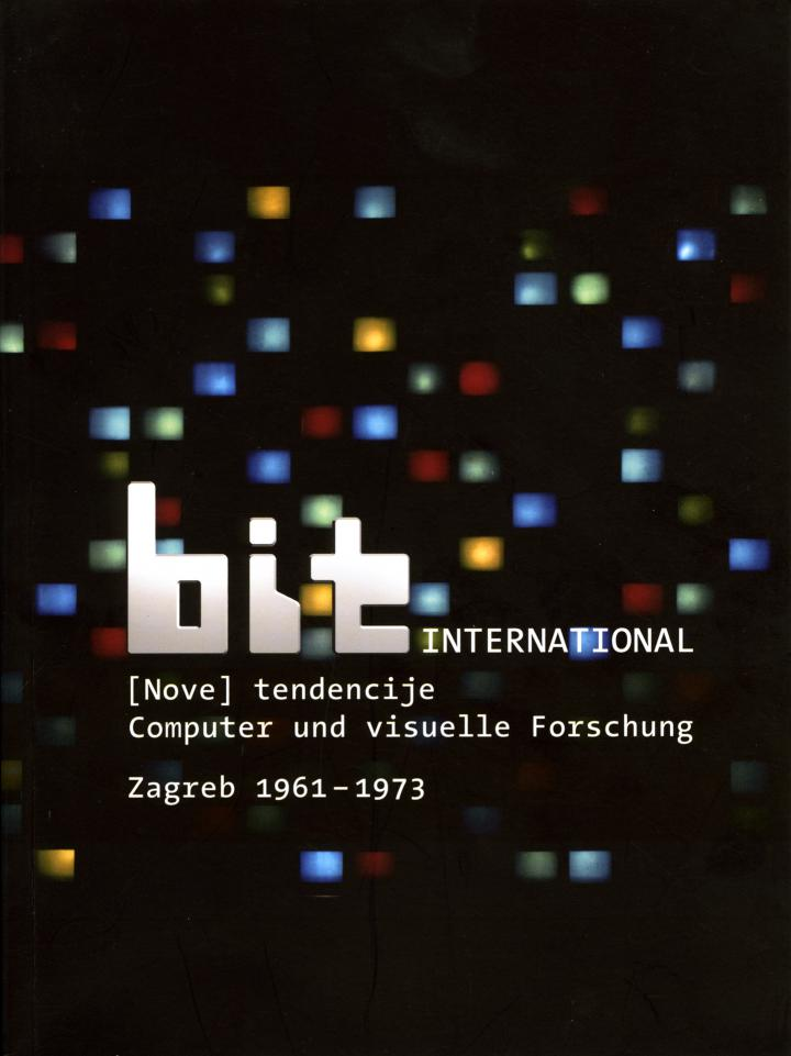 Cover of the publication »Bit International«