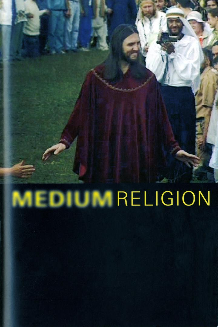 Cover of the publication »Medium Religion«