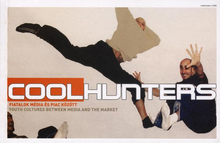 Cover of the publication »Coolhunters«