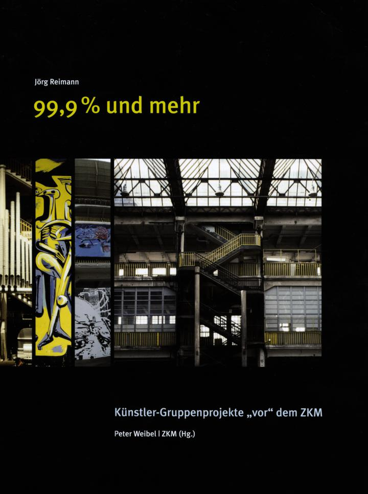 Cover of the publication »99,9 % und mehr«