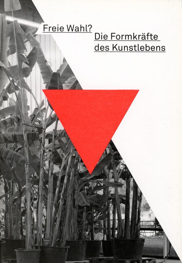 Cover der Publikation »Freie Wahl?«