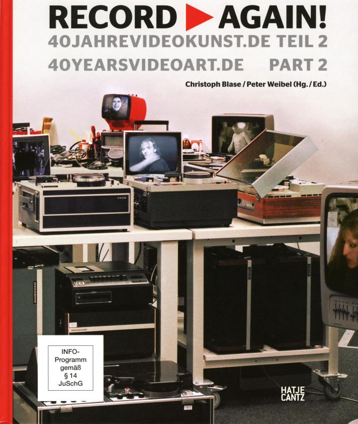 Cover der Publikation »Record Again!«