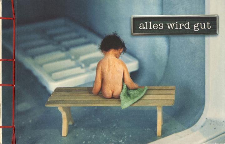 Cover of the publication »Katrin Jakobsen: Alles wird gut«