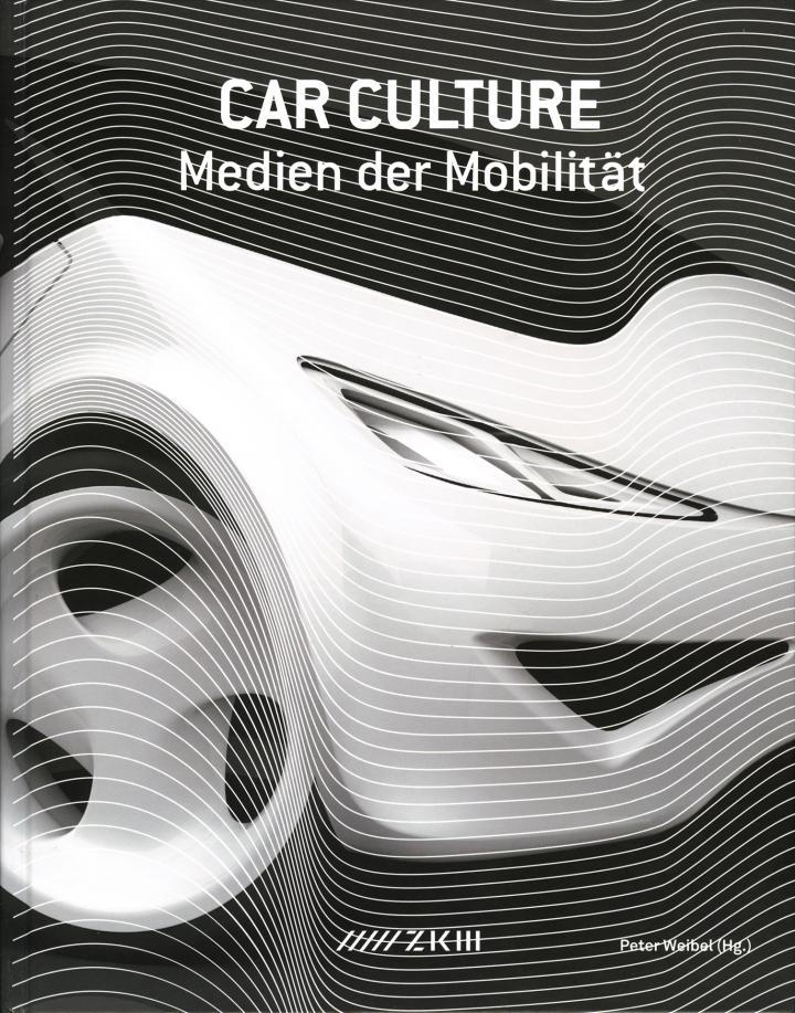 Cover of the publication »Car Culture«