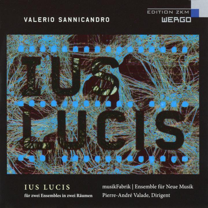 Cover der Publikation »Ius Lucis«