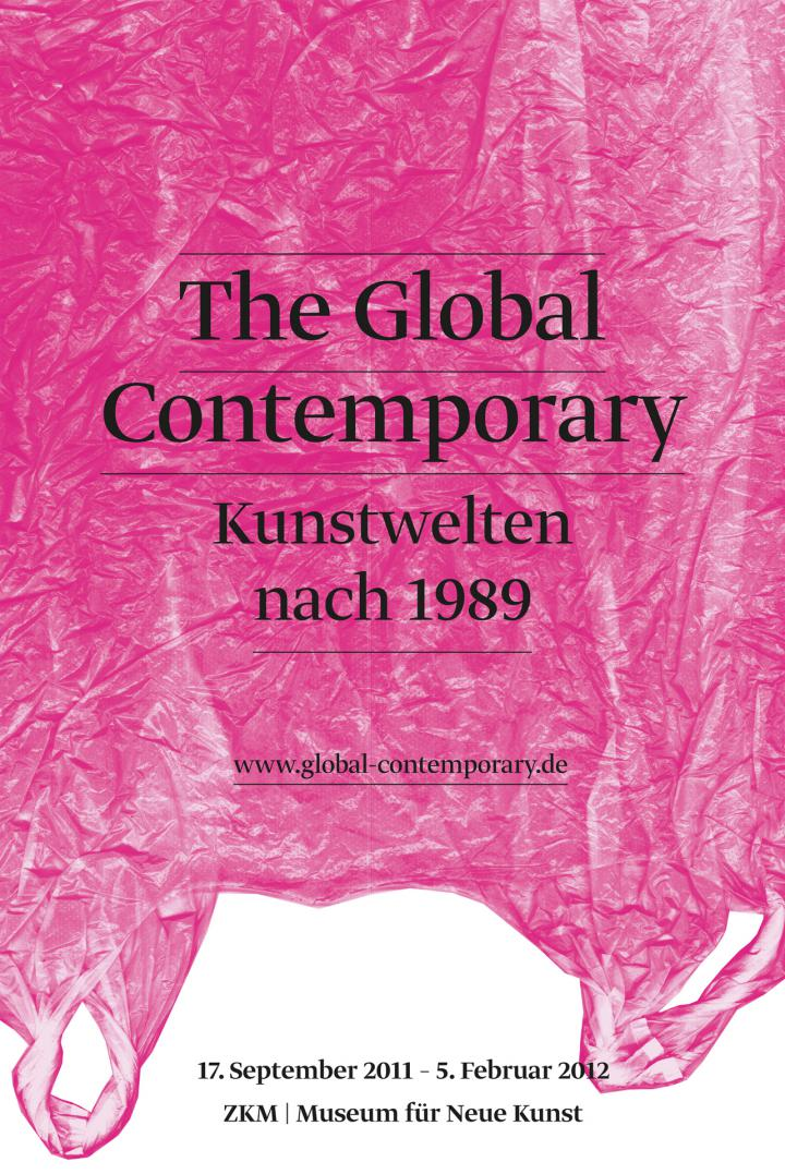 Cover der Publikation »The Global Contemporary«