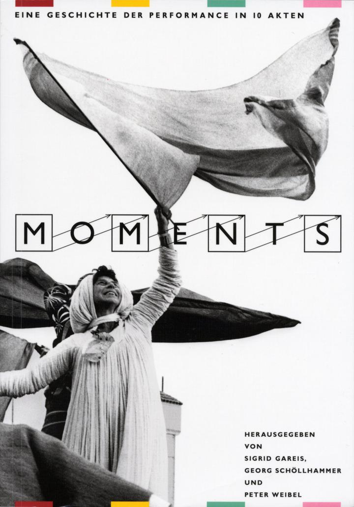 Cover der Publikation »Moments«