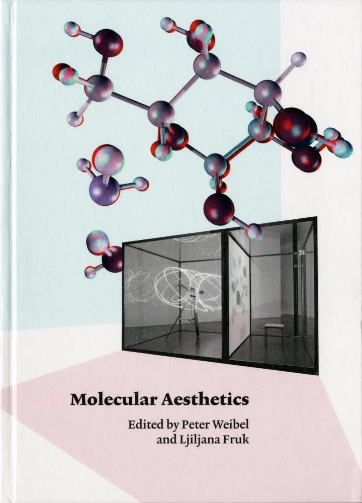 Cover of the publication »Molecular Aesthetics«