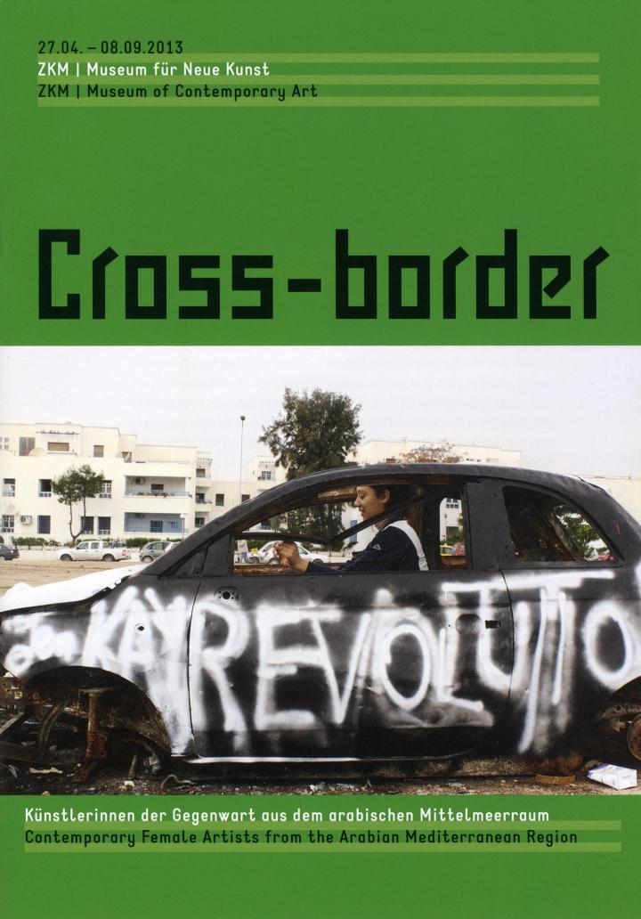Cover der Publikation »Cross-Border«
