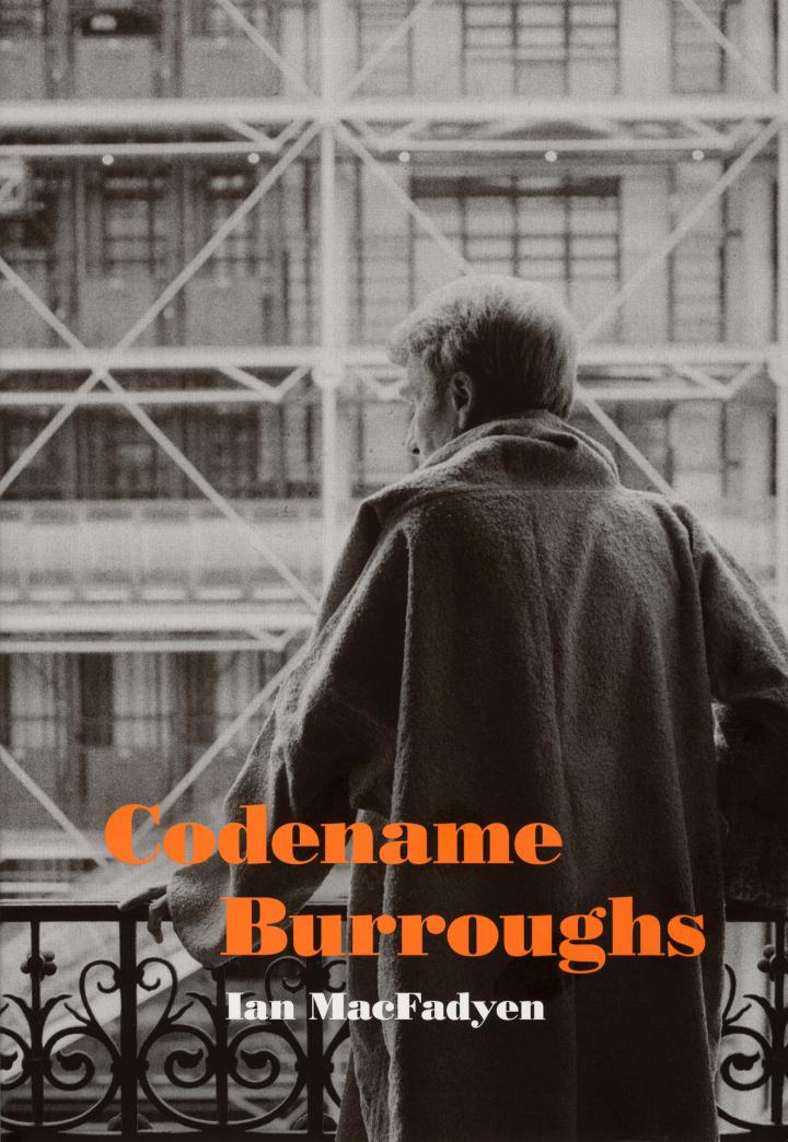 Cover der Publikation »Codename Burroughs«