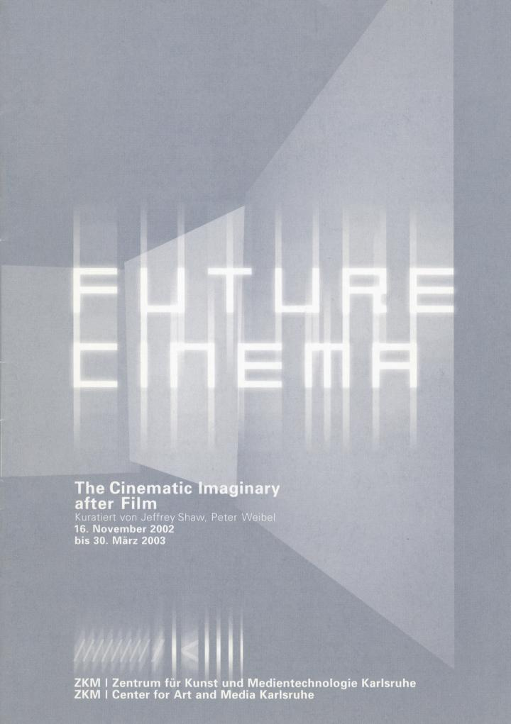 Cover of the publication »Future Cinema«