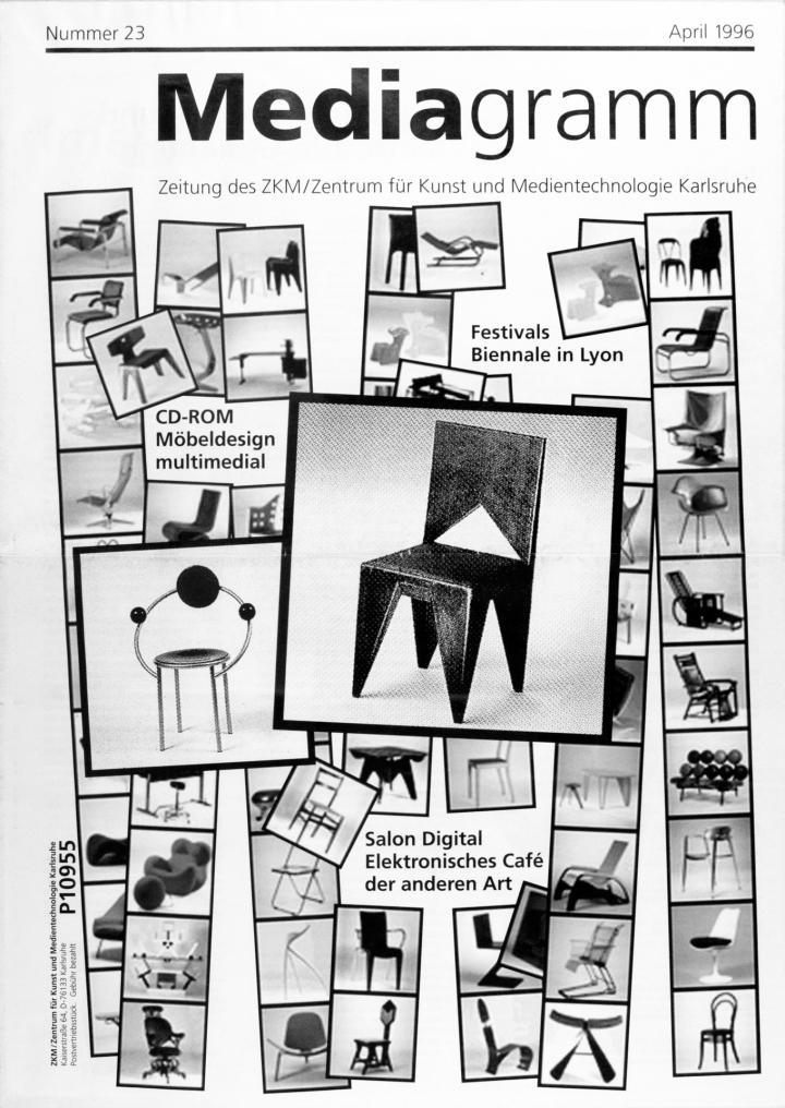 Cover der Publikation »Mediagramm Nr. 23«