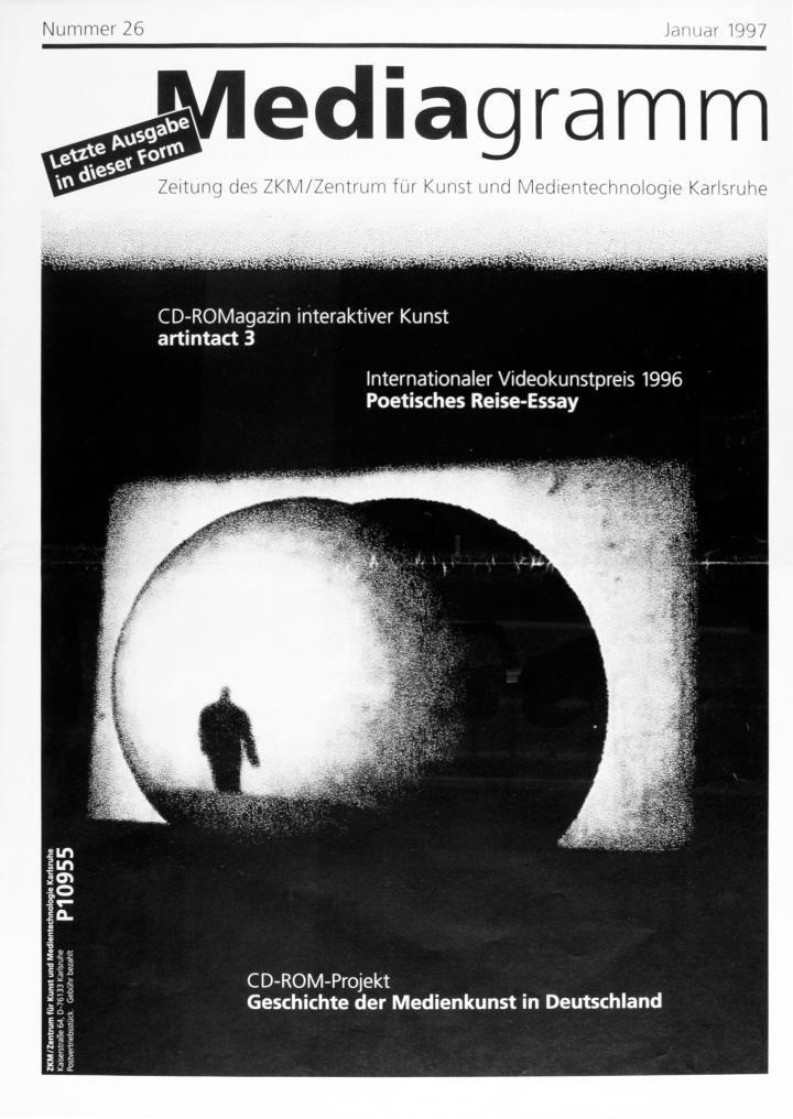 Cover of the publication »Mediagramm Nr. 27«
