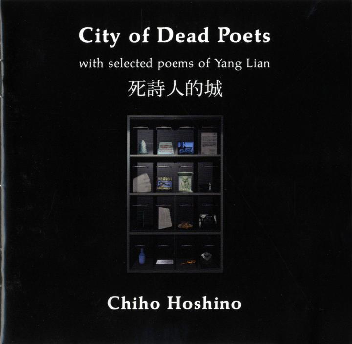 Cover of the publication »City of Dead Poets«