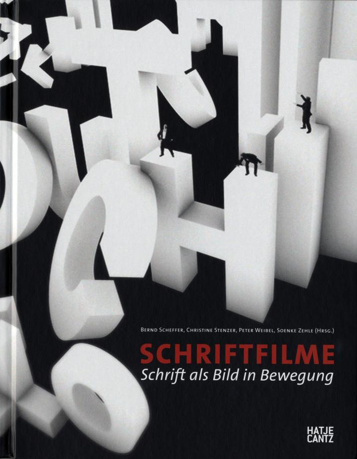 Cover of the publication »Schriftfilme«