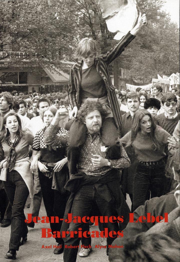 Cover der Publikation »Jean-Jacques Lebel: Barrikaden«