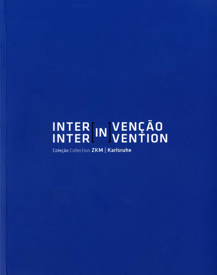 Blue cover with white writing.
