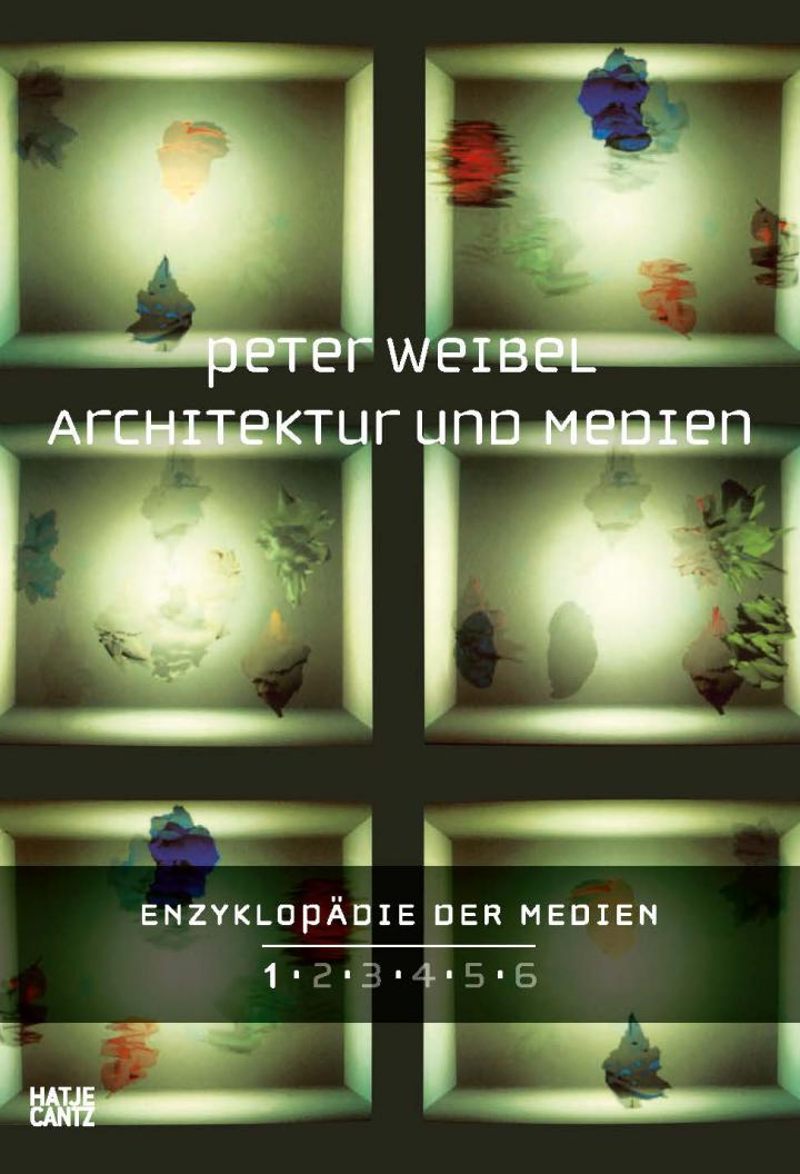 Cover of the publication »Architektur und Medien«
