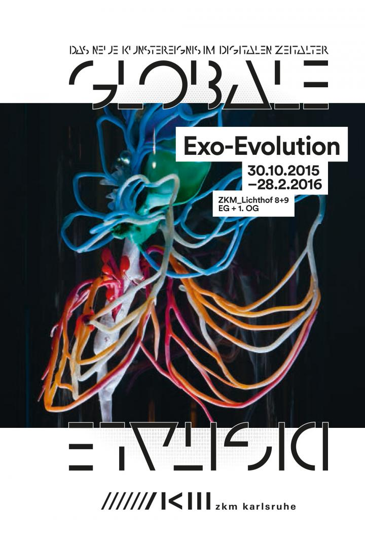 Cover of the brochure Exo-Evolution
