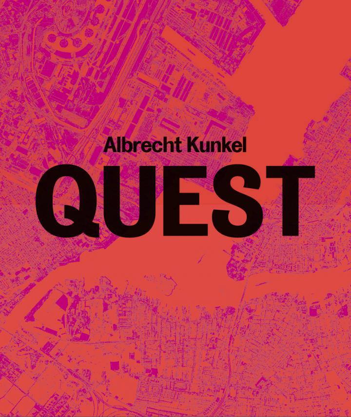 Bookcover of »Albrecht Kunkel: QUEST. Photographs 1989–2009«