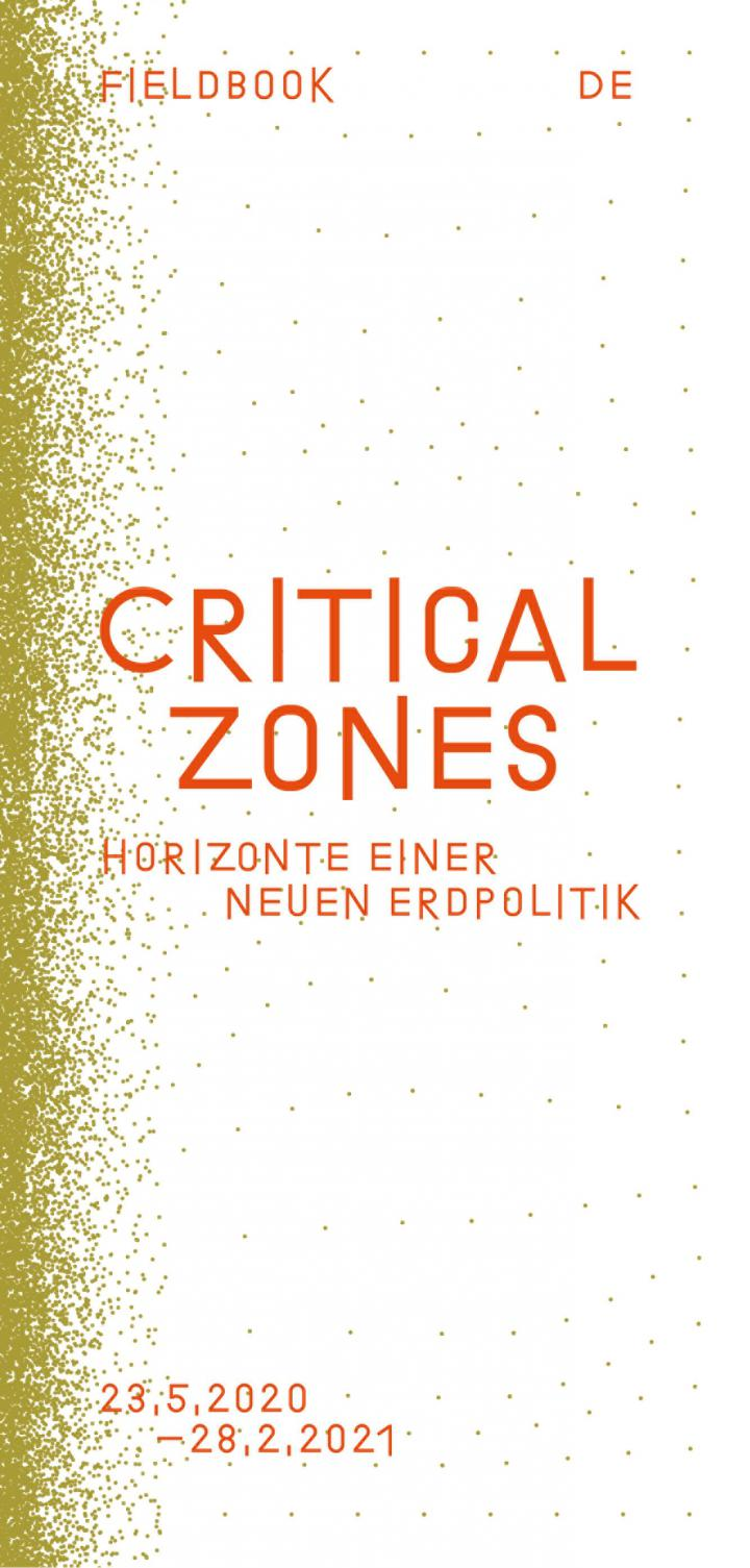 Cover des Critical Zones Fieldbook