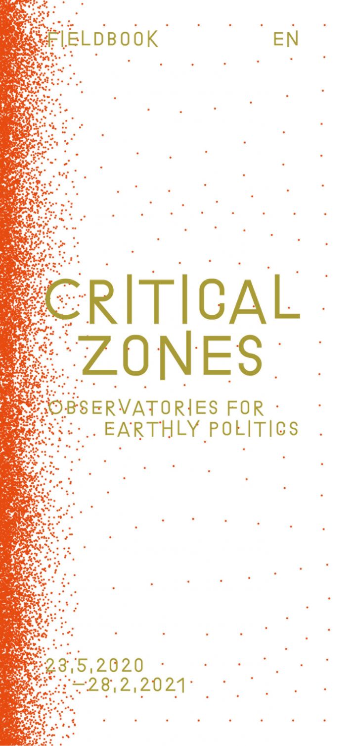 Cover des Critical Zones Fieldbooks