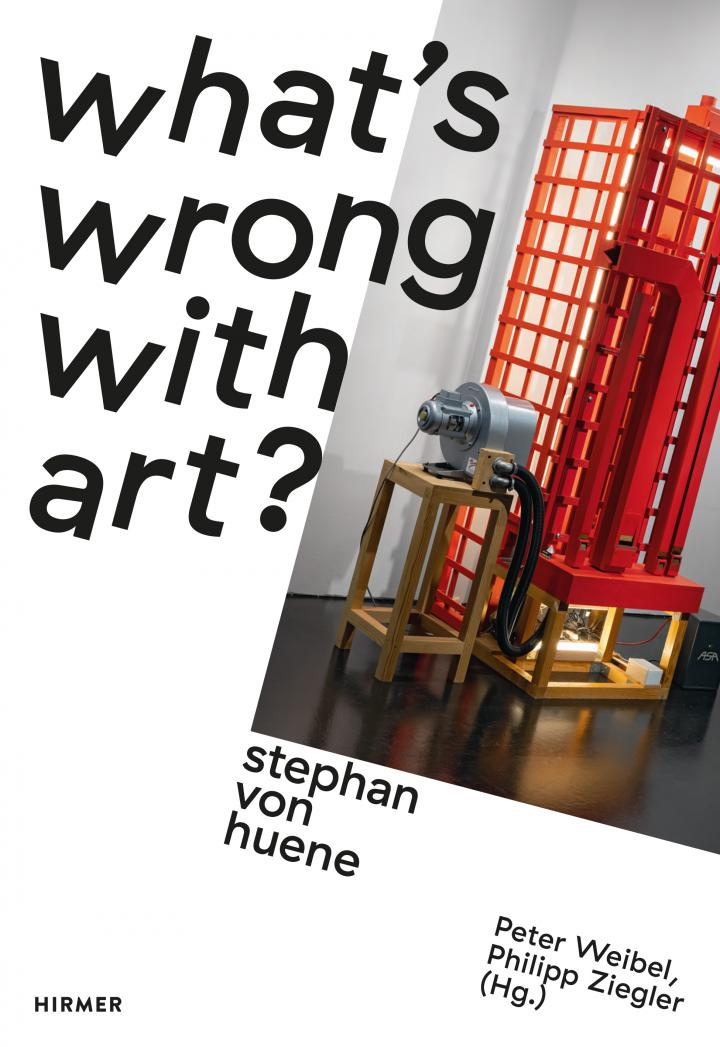 Cover der Publikation »What's wrong with Art?«, 2021