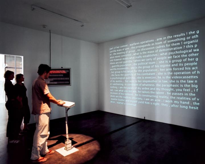 Werk - Poetry Machine