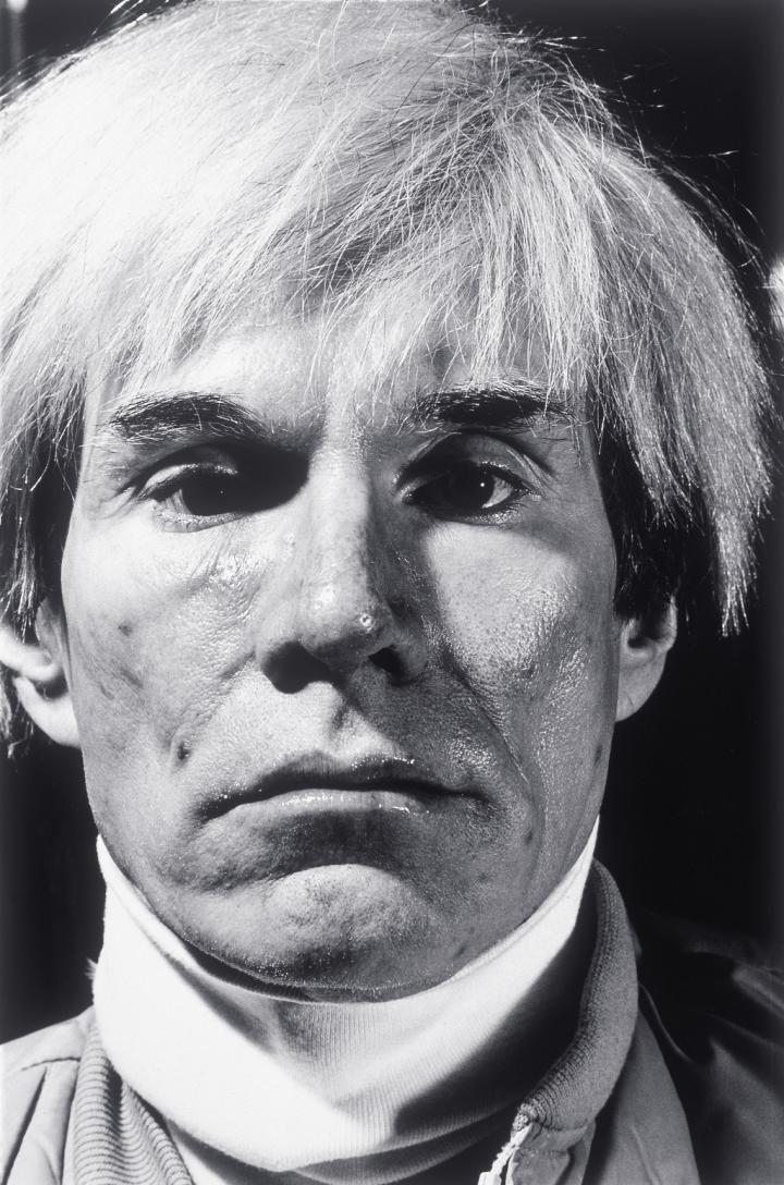 Werk - Andy Warhol, New York 1983