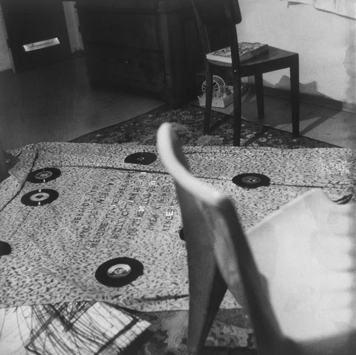 """Fotografien zu """"Tibersprung"""", 1969"""