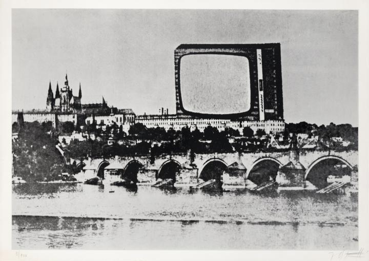 Hradschin Prag