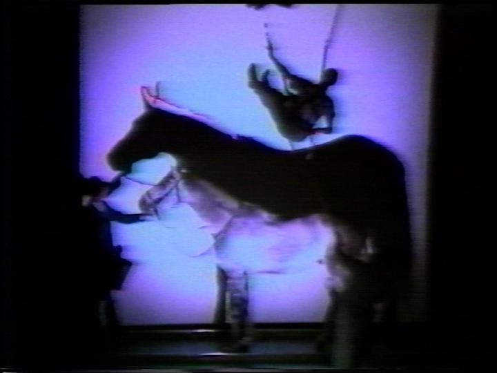 Werk - Aló (The Horse) (Ausschnitt / excerpt)