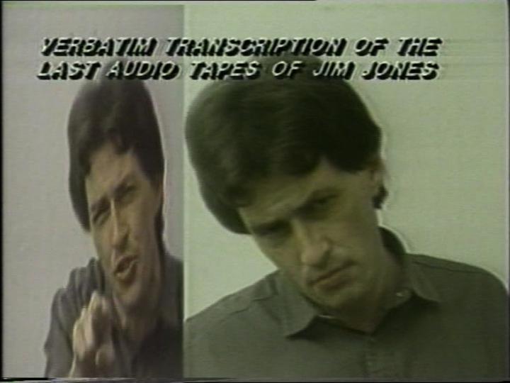 Werk - Jim Jones (Ausschnitt / excerpt)
