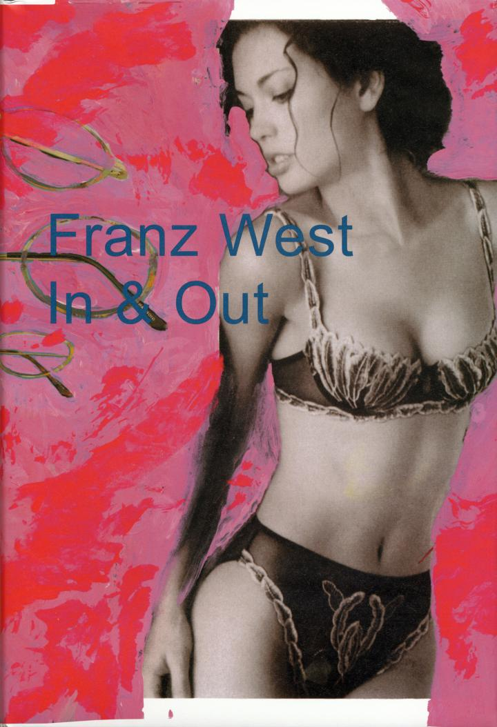 Cover der Publikation »Franz West: In & Out«